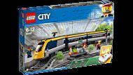Lego Passasjertog  60197
