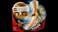 Lego Den Gylne Dragemesteren 70644