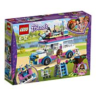 Lego Olivias Oppdragsbil 41333