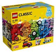 Lego Moro På Hjul 10715