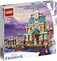 Lego Arendelle-Slottets Landsby 41167