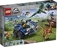 Lego Gallimimus og Pteranodon: Oppdrag Dinofangst