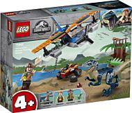 Lego Velociraptor: Todekker til unnsetning 75942
