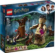 Lego Uffert Får Gjennomgå I Den Forbudte Skogen