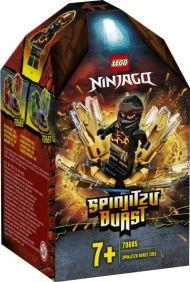 Lego Spinjitzu-energi ? Cole 70685