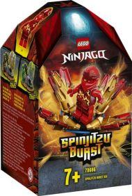 Lego Spinjitzu-energi ? Kai 70686