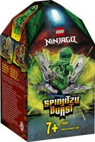 Lego Spinjitzu-energi ? Lloyd 70687