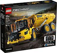 Lego Volvo 6x6 Leddstyrt Dumper 42114