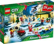 Lego Julekalender City 2020 60268