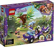 Lego Elefantredning I Jungelen 41421