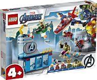 Lego Avengers Lokis Vrede 76152