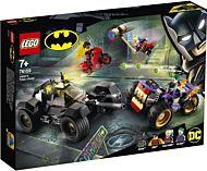 Lego Jakt På Jokerens Trehjuling 76159