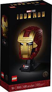 Lego Iron Man Hjelm 76165