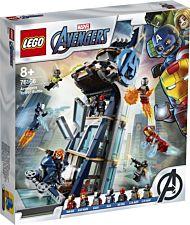 Lego Avengers Tårnslag 76166