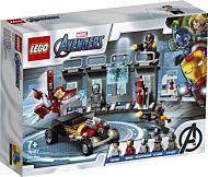Lego Iron Mans Våpenkammer 76167