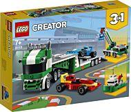 Lego Racerbiltransporter 31113