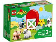 Lego Dyra på bondegården 10949