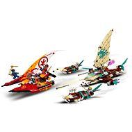 Lego Sjøslag med katamaran 71748