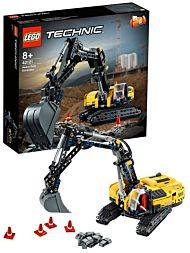 Lego Stor gravemaskin 42121