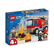 Lego Brannvesenets Stigebil 60280