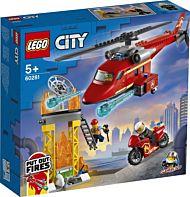Lego Brannhelikopter 60281