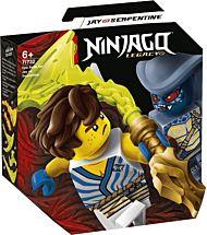Lego Episk Stridssett Jay Mot Serpentiner 71732