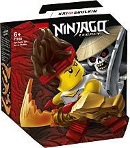 Lego Episk Stridssett Kai Mot Skulkiner 71730