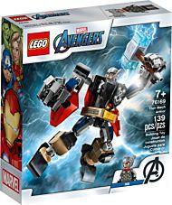 Lego Thors robotdrakt 76169