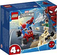 Lego Sluttoppgjør Spider-Man Og Sandman 76172