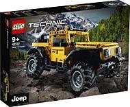 Lego Jeep Wrangler 42122