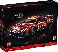 Lego Ferrari 488 GTE AF Corse 42125