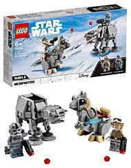 Lego AT-AT Mot Tauntaun microfightere 75298