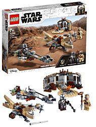 Lego Trøbbel på Tatooine 75299