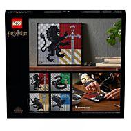 Lego Harry Potter Galtvorts våpenskjold 31201