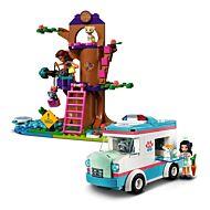 Lego Dyrlegens sykebil 41445