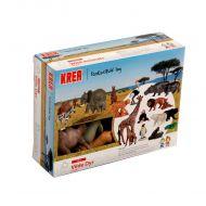 Leke Krea Wild Animals 21 PCs.