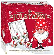 Jule-Yatzy Med Ranglebeger & Illustrerte Terninger