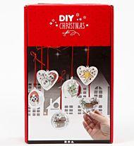 Lag dine egne julekuler og hjerter
