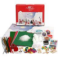 Jul Materialsett Til Julelandskap