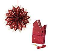 Jul Stjerne Av Papirposer