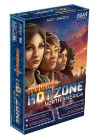 Spill Pandemic Hot Zone North America