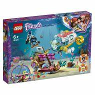 Lego Redningsoppdrag For Delfiner 41378