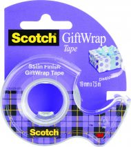 Tape Scotch Gift Wrap 19mmx16,5m