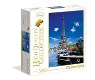 Puslespill 500 Ramtic Paris Clementoni
