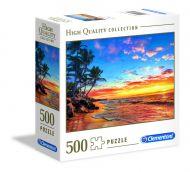 Puslespill 500 Paradise Beach Clementoni