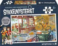 Puslespill 100 D2 Sykkelmysteriet