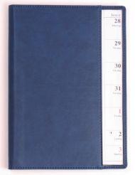 Ukekalender Grieg Scorpio A5 2020 blå
