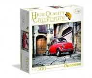 Puslespill 500 Clementoni Fiat