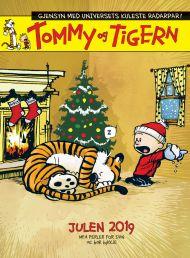 Tommy og Tigeren julehefte