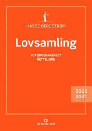 Lovsamling rettslære 2020/2021